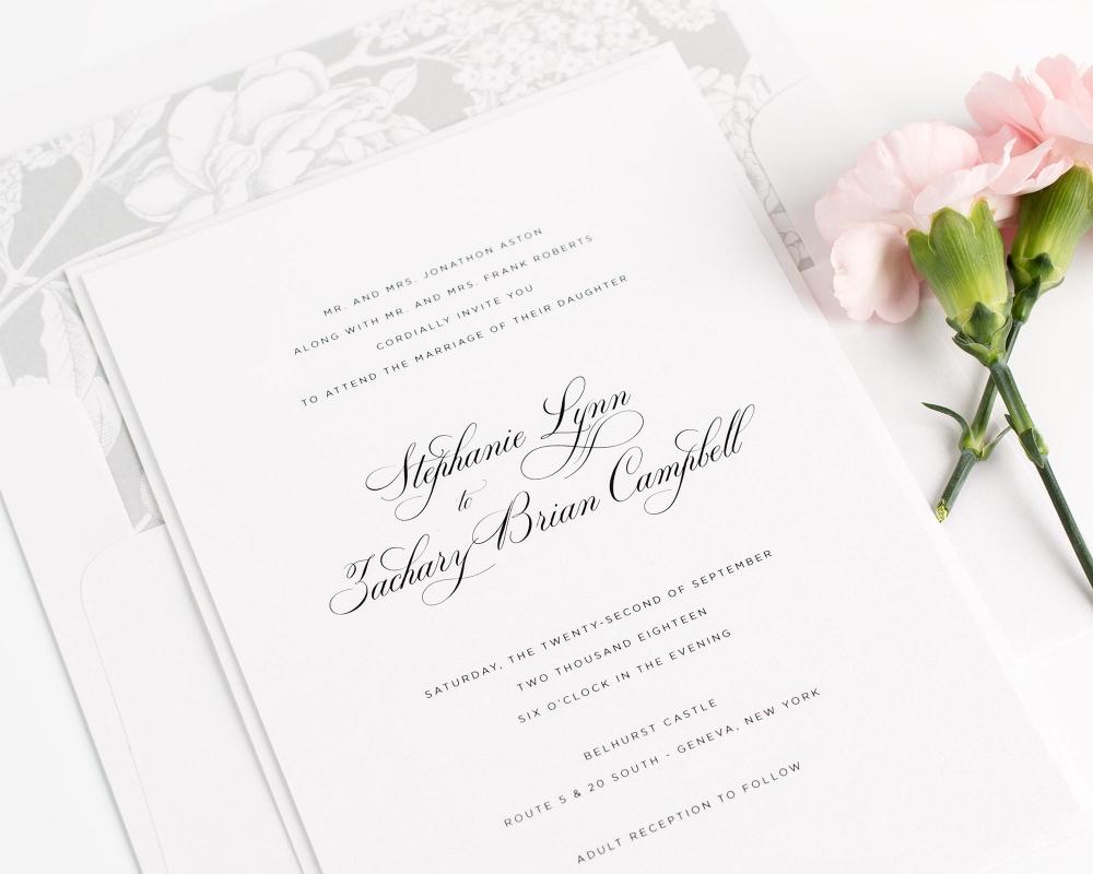 Düğün Davetiye Seçimi